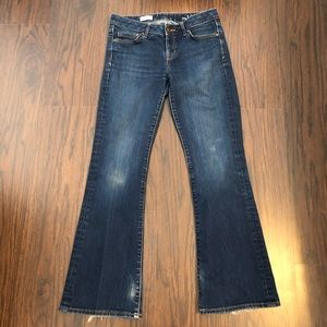Gap 1969 jeans perfect boot size 27S